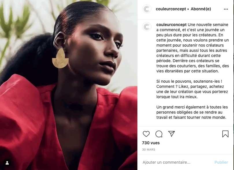 Comment les marques indépendantes font face à la crise du Covid-19 en Afrique ?