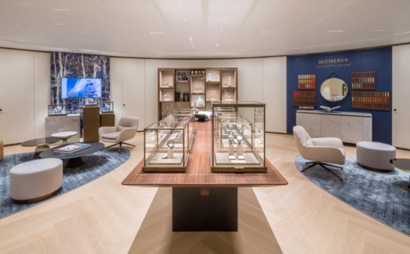 Bucherer veut s'imposer sur le marché fructueux des montres de luxe de seconde main