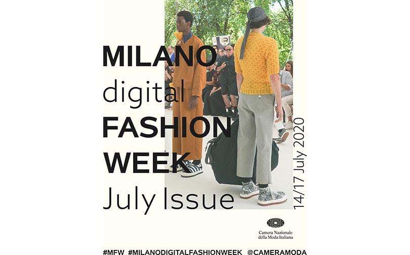 Milan révèle le programme de sa Fashion Week en ligne