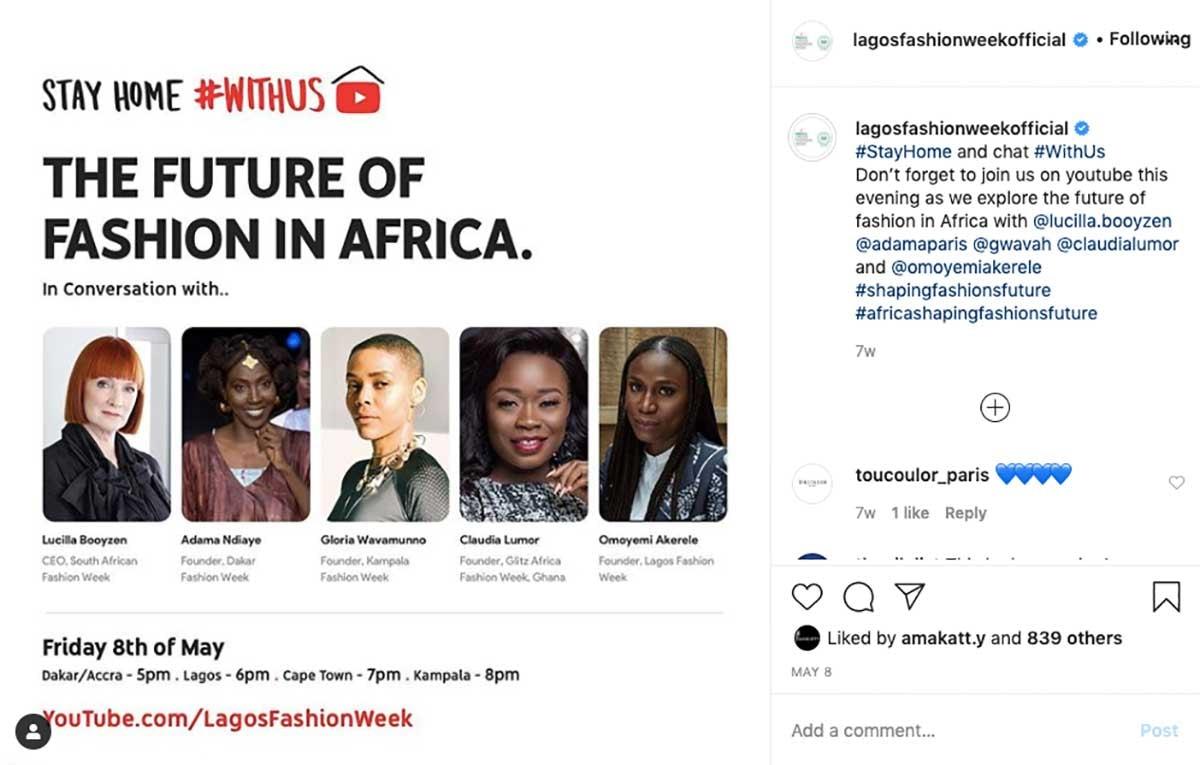 La mode post-covid : quel avenir pour l'Afrique?