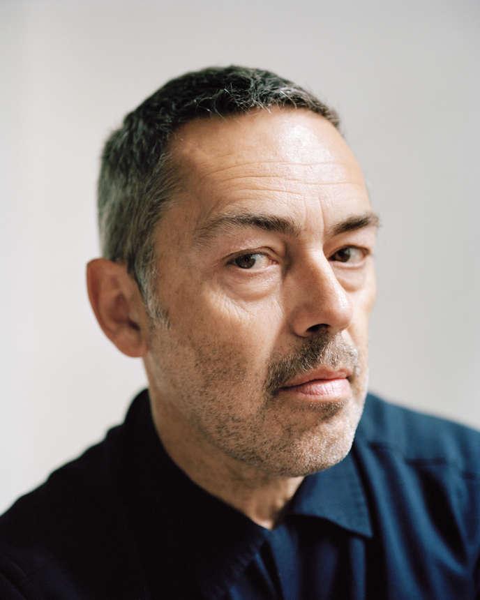 Olivier Châtenet à Paris, le 30 juin 2020.