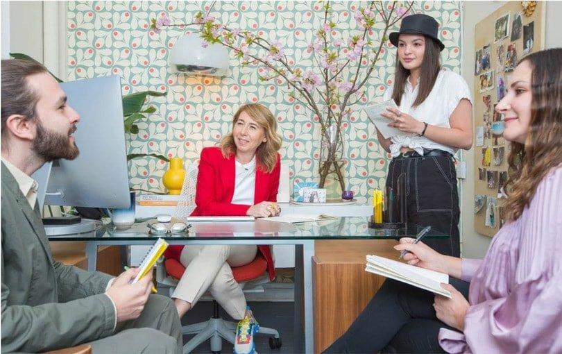 La prévisionniste de tendances, Lilly Berelovich, annonce la renaissance du retail