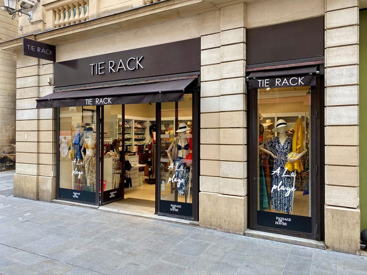 Draeger Paris, nouveau propriétaire de Tie Rack, livre sa vision stratégique pour l'enseigne