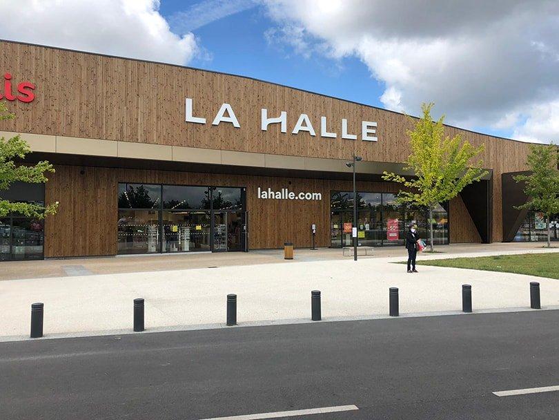 C-LOG annonce sa collaboration avec La Halle et le groupe Richemont
