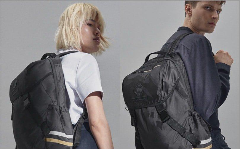 Canada Goose se renforce sur le segment de l'accessoire chic en collaborant avec la marque Want Les Essentiels