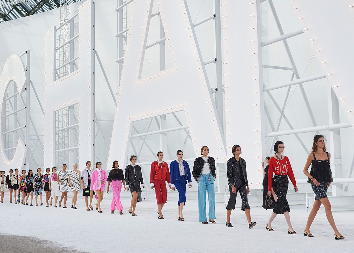 Chanel : quand Carine Viard s'inspire des actrices