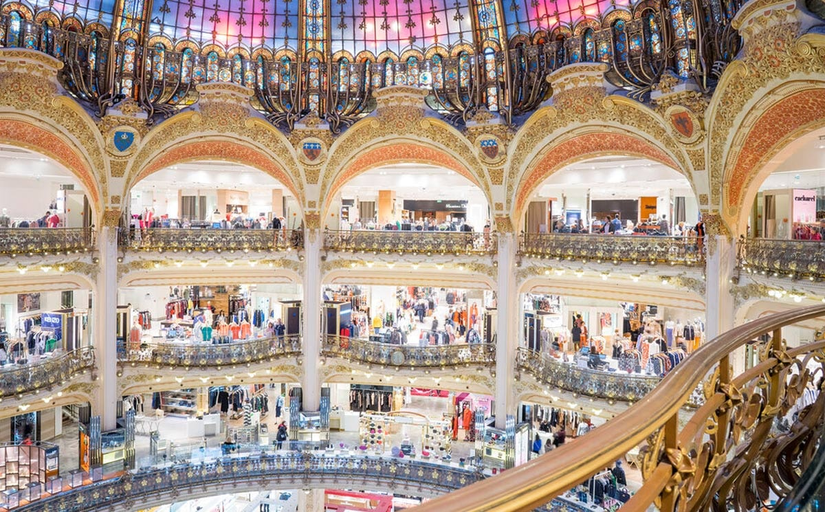 Les Galeries Lafayette obtiennent un prêt garanti par l'Etat de 400 millions d'euros