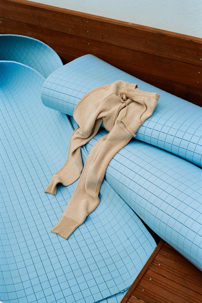 Pantalon Journal, en cachemire, Eres, 455€.