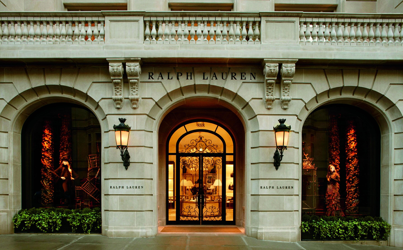 Ralph Lauren s'ouvre au marché de la location