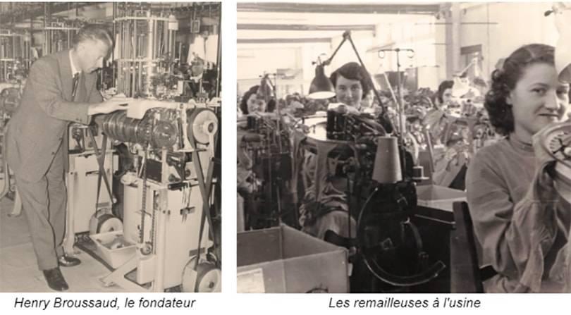La France à nos pieds avec la Maison Broussaud !