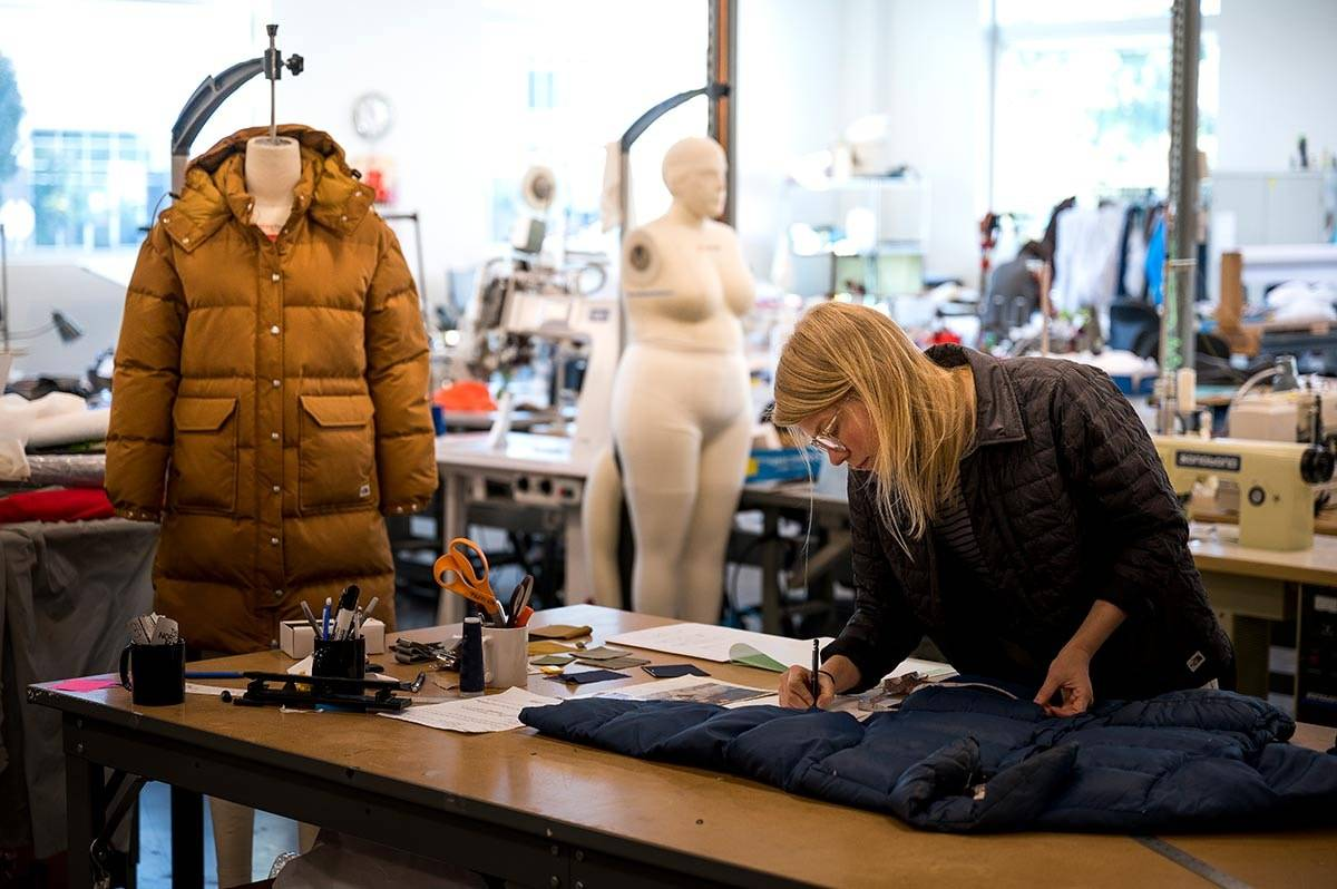Working at The North Face: Michael Horsch, vice president of product and marketing