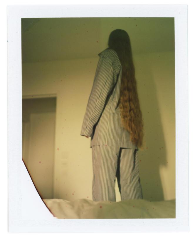 Pyjama en popeline de coton, Charvet, 675€.