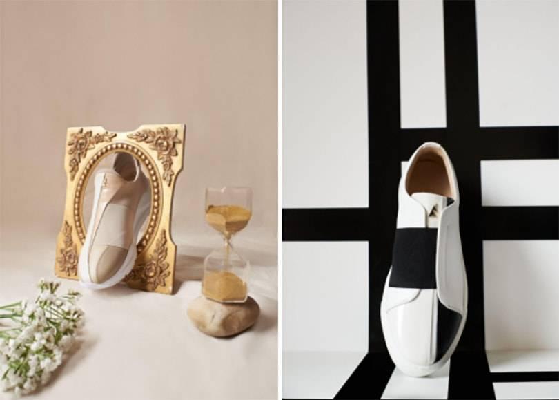 Le créateur de mode Syrien parmi les finalistes d'un prestigieux footwear award britannique 2021