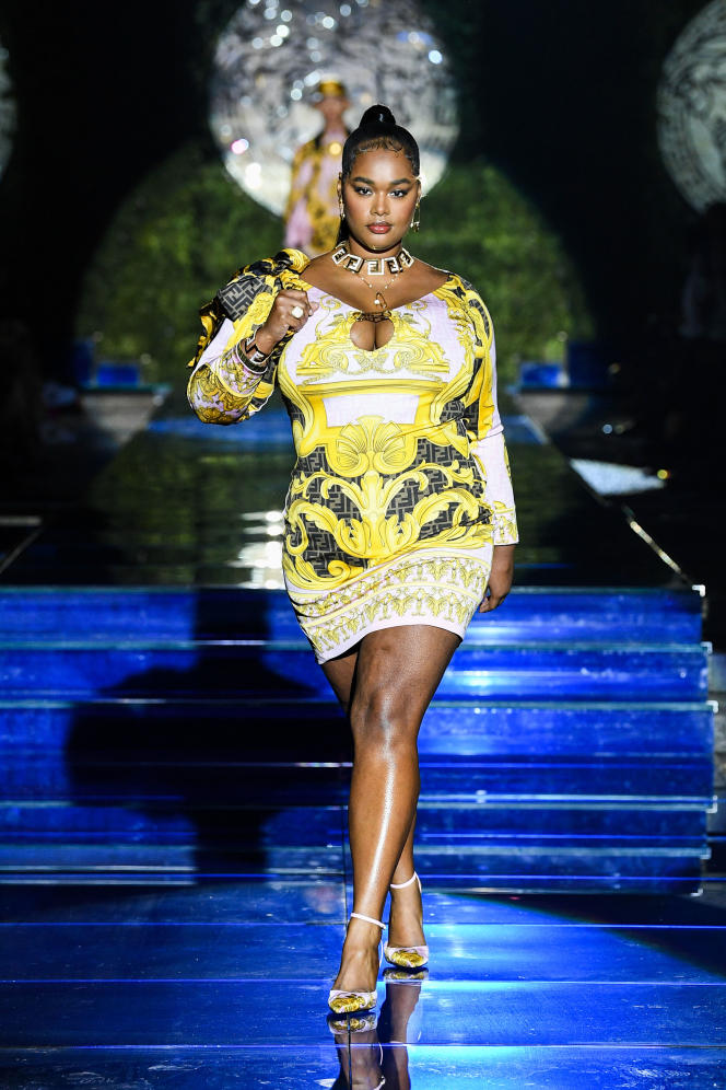 Versace by Fendi.