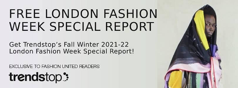 Présentation de la Semaine de la mode de Londres printemps-été 2022