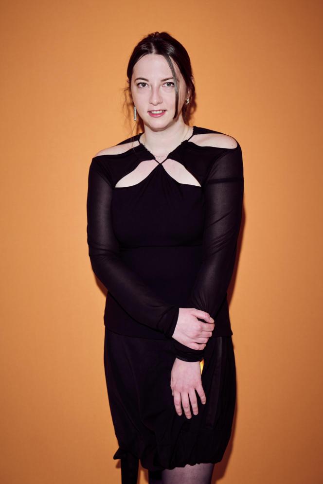 Nensi Dojaka, lauréate du 8e prix LVMH.